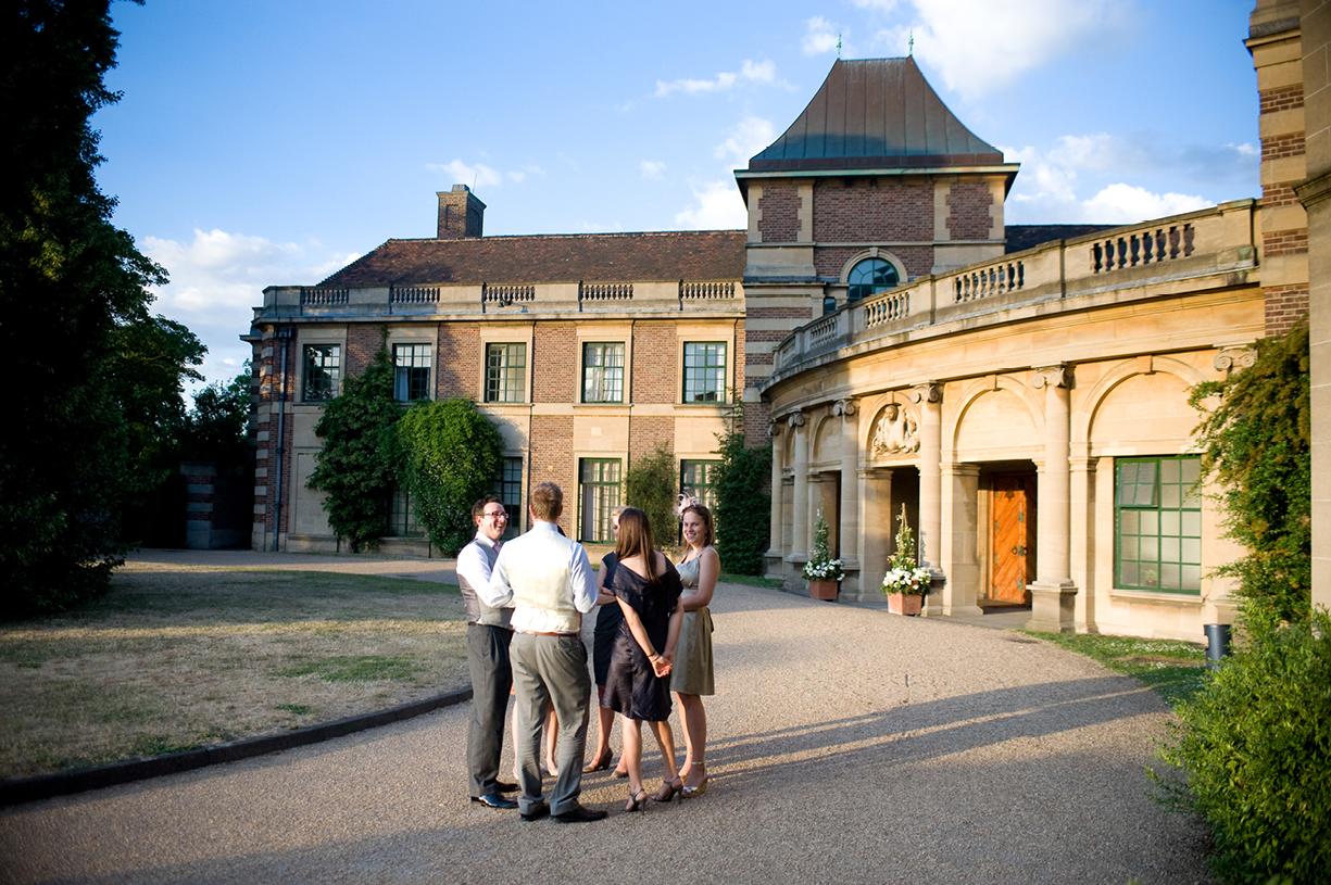 Eltham Palace Persian English wedding South London English Heritage childhood home of Henry VIII Art Deco wedding photography