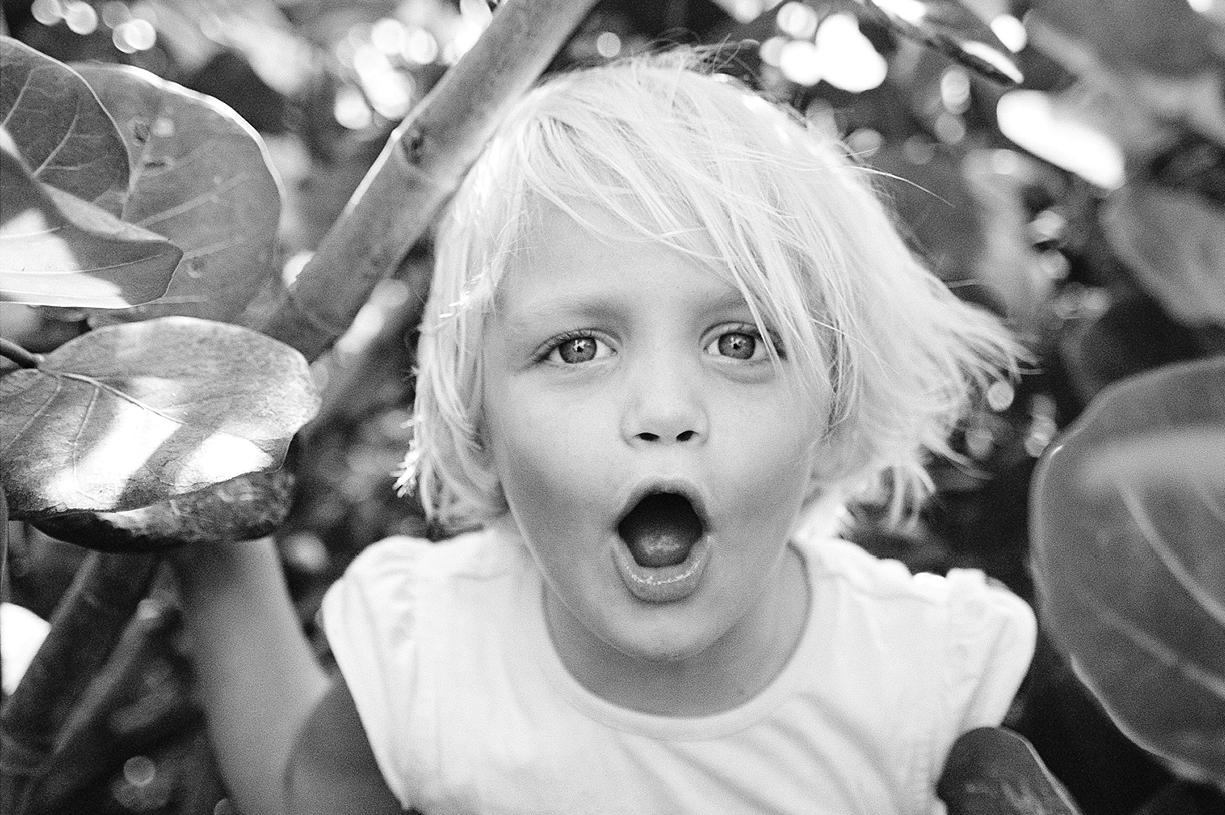 black & white & colour natural light portrait location young children photography London, Hampshire, South England